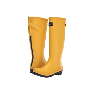 Joules Field Welly (Antique Gold) Women