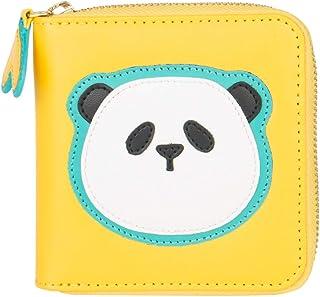 Chumbak Panda Face Mini Wallet - Yellow