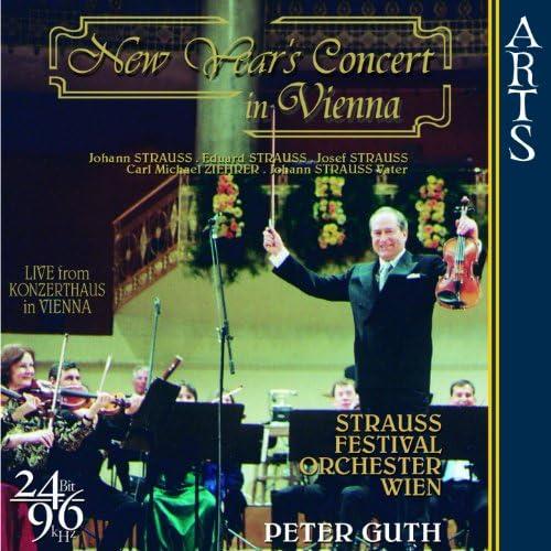 Strauss Festival Orchester Wien & Peter Guth