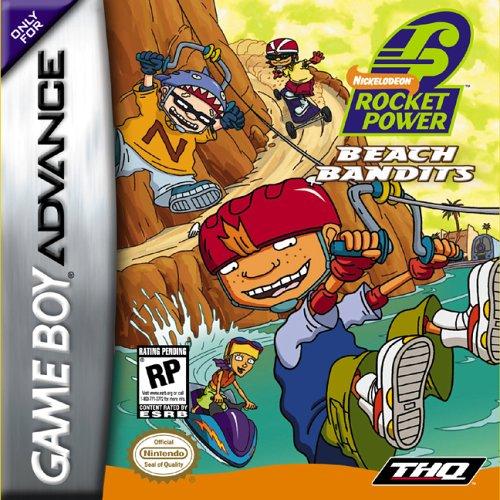 Rocket Power : Beach Bandits [Importación Inglesa]