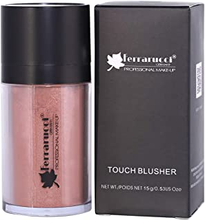 Ferrarucci Touch Blusher - TB03 Brown, 15g