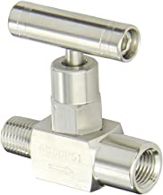 Best 1/4 stainless steel needle valve Reviews