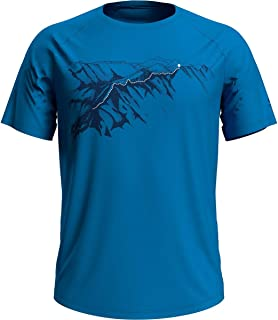 ODLO Men's Crew Neck Concord T-Shirt Men's T-Shirt