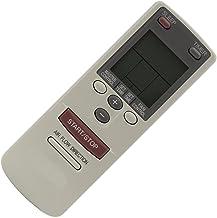 B Blesiya Professionale Telecomando per Fujitsu AR-AB8 AR-AB9 Schermo LCD Controllo a Distanza di Aria Condizionata