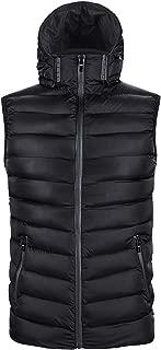 GEEK LIGHTING Men's Lightweight Quilted Puffer Jacket
