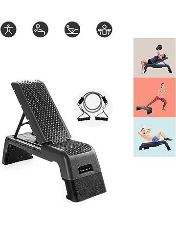 Amazon.es: Steps de aerobic - Accesorios: Deportes y aire libre