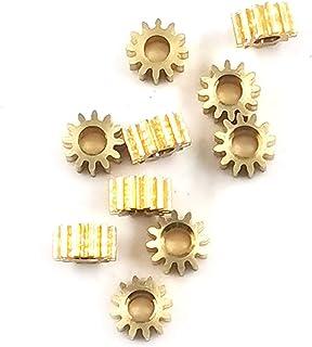 BAIJIAXIUSHANG 11T-32T Pinion 1mm Plastic Gears Hole Diameter : 1mm