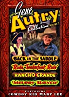 Gene Autry Collection 3 [DVD]