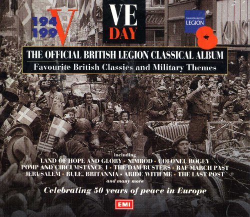 FAVOURITE BRITISH CLASSICS AND MILITARY THEMES CD UK EMI 1995