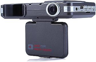 $90 » AWSLWSL Radar detectors for Cars 2 in 1 360 Degree Auto Radar Detectors Camera HD Dash Cam G-Sensor Safety Anti Police Spe...