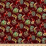 Baxter Mill Archive 0675590 Baxter Mill Santa Fe Christmas