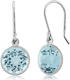 Best sterling silver gemstone earrings Reviews