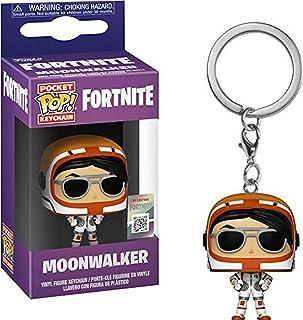 Funko 36949 Pop! Keychain: FortniteMoonwalker, Multicolor