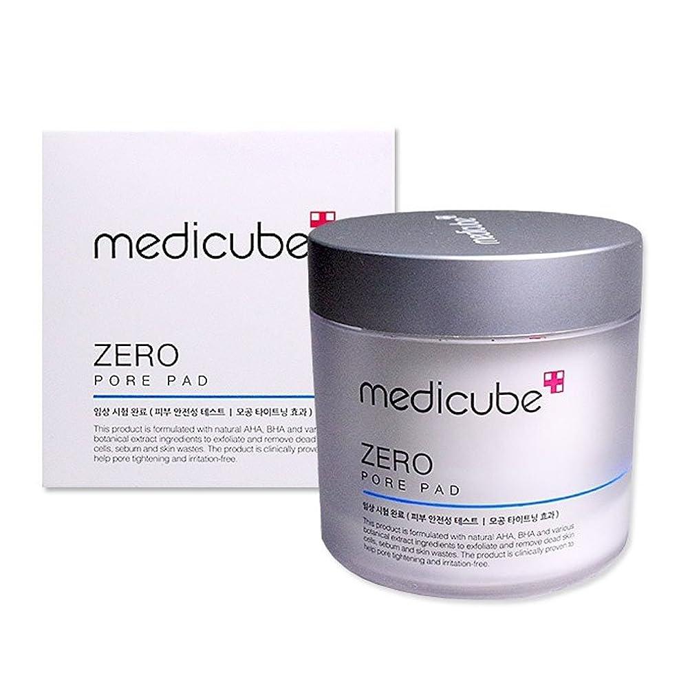 インスタンス未接続オークランドメディキューブゼロ毛穴パッド70枚、Medicube Zero Pore Pad 70 pads [並行輸入品]