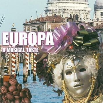 Café Europe (A Musical Taste)