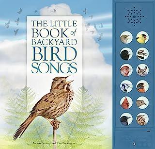 Little Book of Backyard Bird Songs