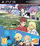 Compilation regroupant Tales of grace F et tales of symphonia chronicles