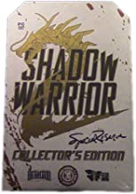 Shadow Warrior 2 PC Collectors Edition Special Reserve Games #/1000 Brand New