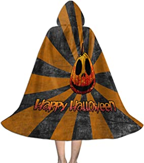 Khdkp Children's Cosplay Hooded Cloak Cape, for Cosplay Costumes Halloween Decoration