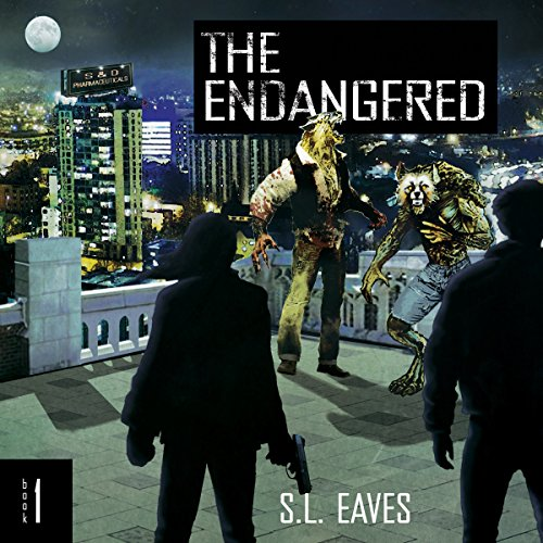 The Endangered audiobook cover art