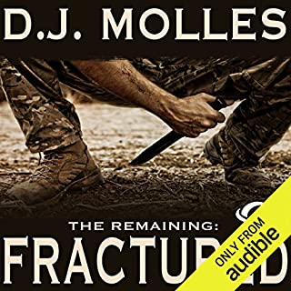 The Remaining: Fractured audiobook cover art