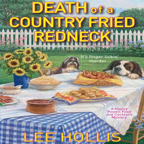 Death of a Country Fried Redneck Audiobook By Lee Hollis cover art