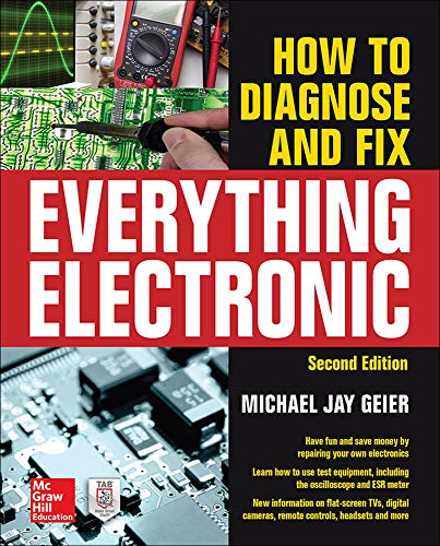 Compare Textbook Prices for How to Diagnose and Fix Everything Electronic, Second Edition 2 Edition ISBN 9780071848299 by Geier, Michael