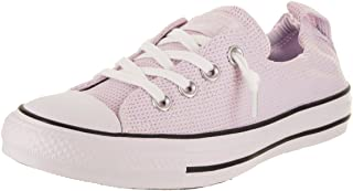 Converse Women's Chuck Taylor All Star Shoreline Slip Barely/Grape/White/Black Casual Shoe 6.5 Women US