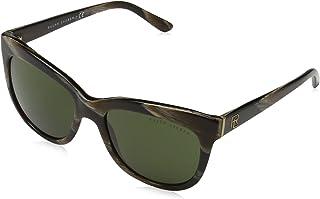 نظارات شمسية من رالف لورين للنساء باطار عين القطة - 8053672758177