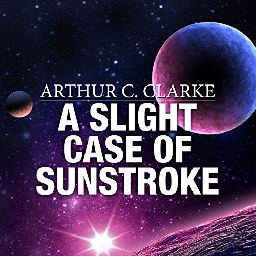 A Slight Case of Sunstroke audiobook cover art