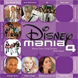 Disneymania 4ジャケット写真