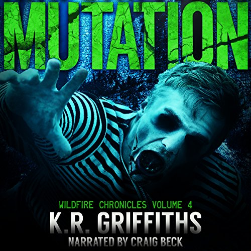 Mutation audiobook cover art