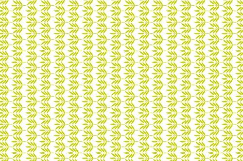 Point-Virgule PV-LIV-5012 Dessous de Table Silicone Vert 45 x 30 cm