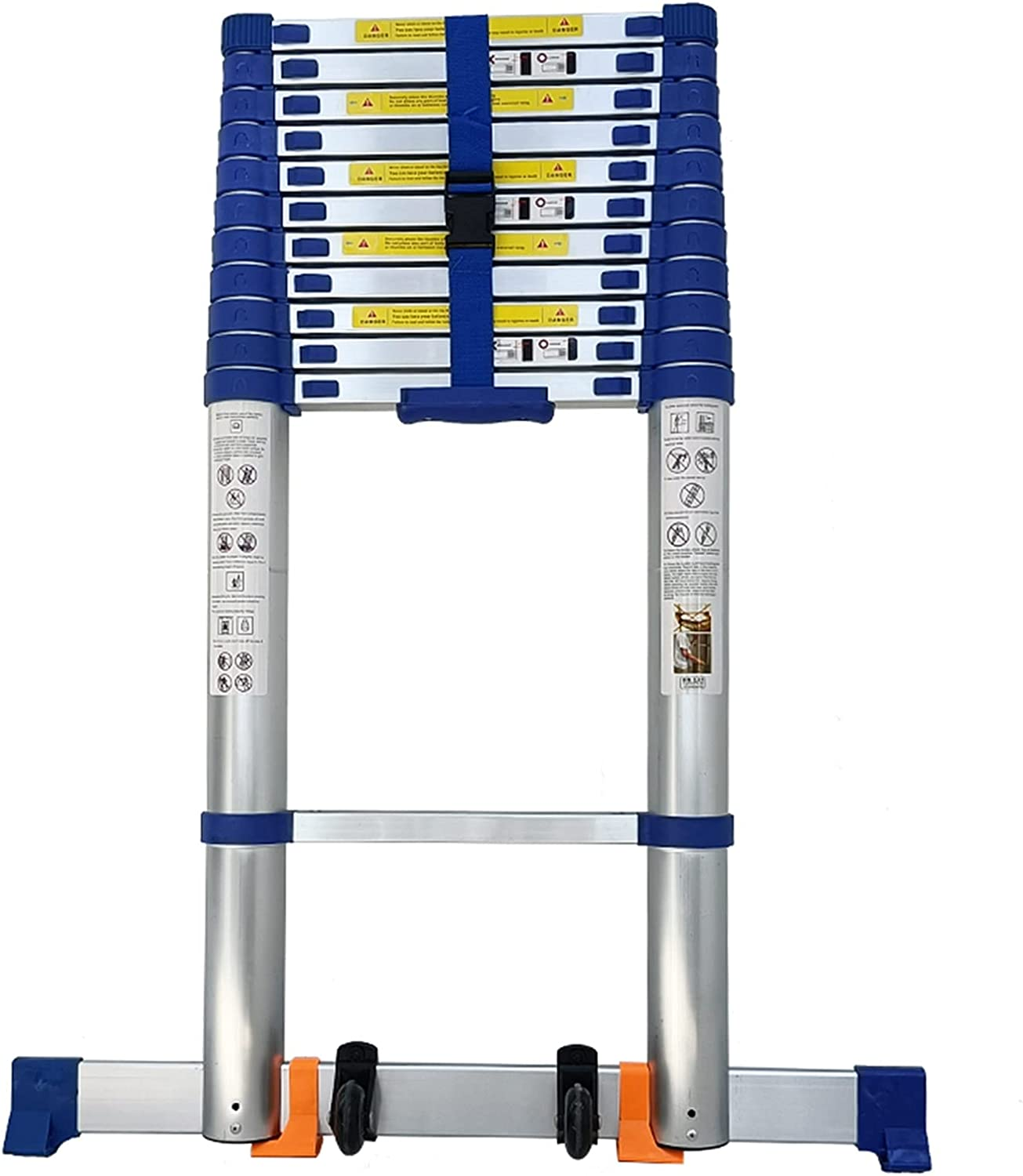 Telescoping Ladder Compact Oklahoma City Mall Extension 26.5ft Seattle Mall for Home 23