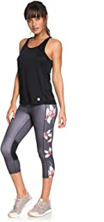 Roxy Womens Spy Game Technical Capri Leggings Erjwp03018