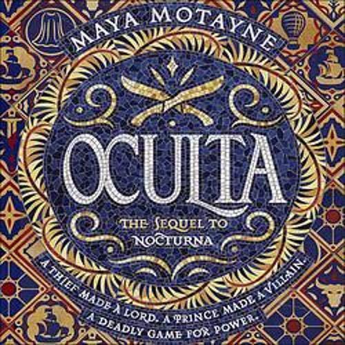 Oculta cover art