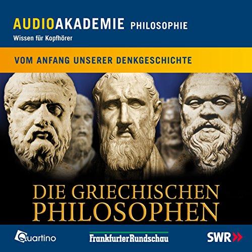 Die griechischen Philosophen. Vom Anfang unserer Denkgeschichte Titelbild