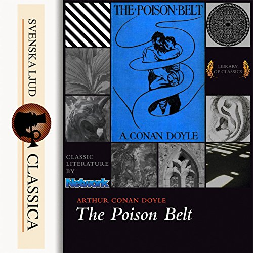 Couverture de The Poison Belt