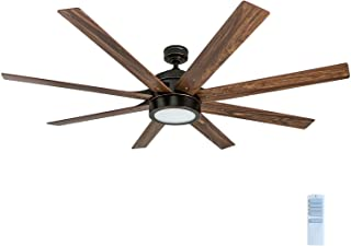 Honeywell 50609-01 Xerxes Ceiling Fan with Remote...