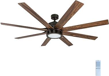Honeywell Ceiling Fans 50609-01 Xerxes Ceiling Fan, 62, Oil Rubbed Bronze