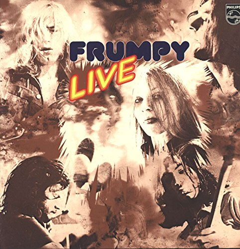 Frumpy - Live - Philips - 6623 022 D