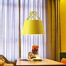 LED Macarons Plafondlamp Wit Licht Aluminium Kroonluchter Dining Woonkamer Studie Slaapkamer Eenvoudig Modern Blauw Roze G...