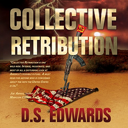 Collective Retribution audiobook cover art