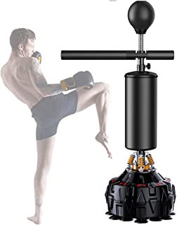 Boxing Speed Trainer, Punching Bag Spinning Bar, Training Boxing Ball With Reflex Bar, Solid Speed Punching Bag Free Stand...