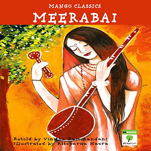 Meerabai audiobook cover art