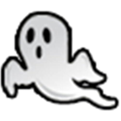File Expert Ghost Black Theme