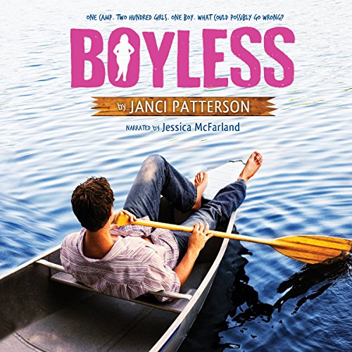 Boyless audiobook cover art