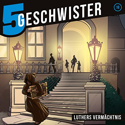 Luthers Vermächtnis     5 Geschwister 18              By:                                                                                                                                 Tobias Schuffenhauer                               Narrated by:                                                                                                                                 Tjorven Lauber,                                                                                        Sarah Stoffers,                                                                                        Fabian Stumpf,                   and others                 Length: 1 hr and 10 mins     3 ratings     Overall 5.0
