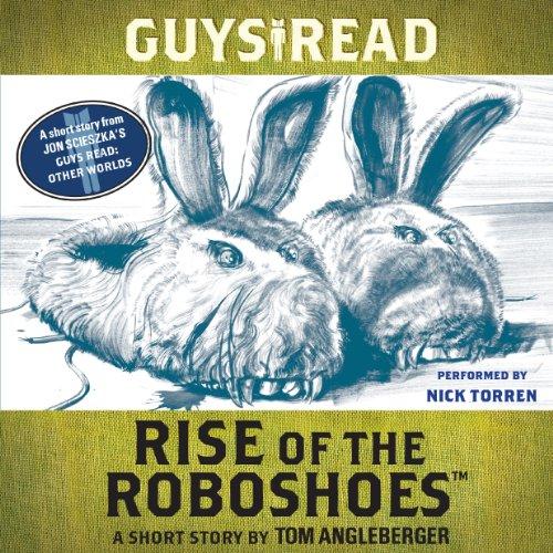 Couverture de Guys Read: Rise of the RoboShoes