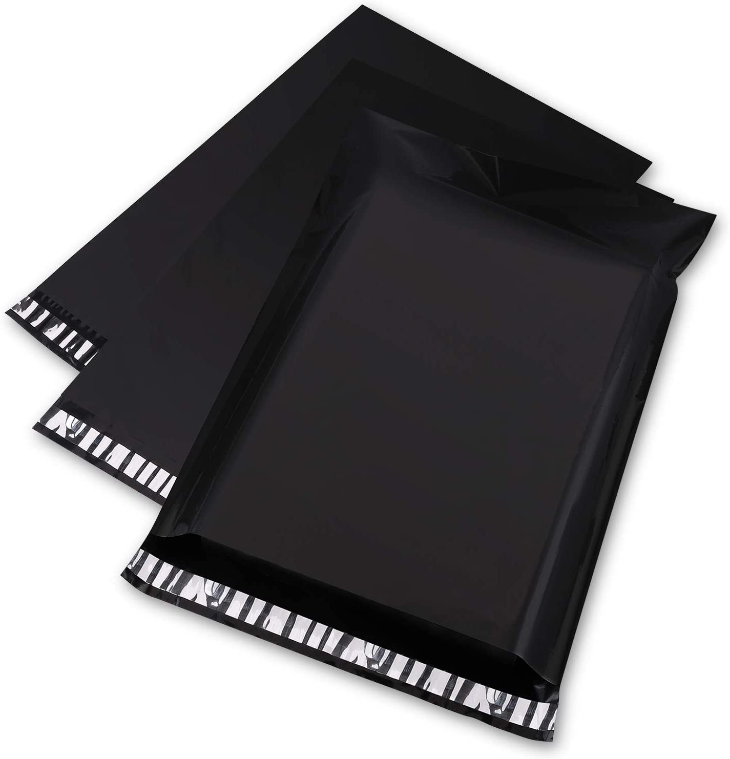 Metronic Black Poly Mailers Max 84% OFF Large Pack 100 14.5x19 Ranking TOP16